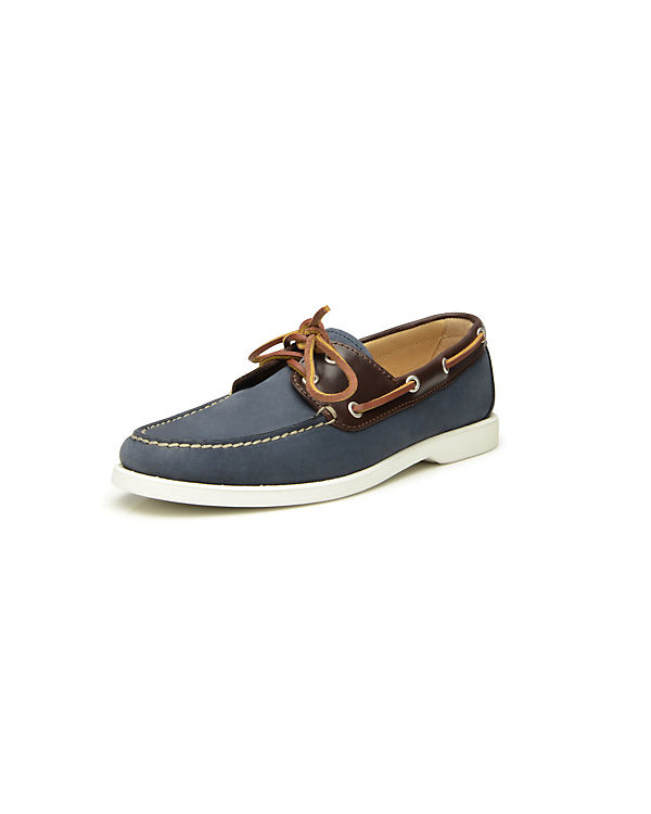 No. 54 WB Loafers dunkelblau