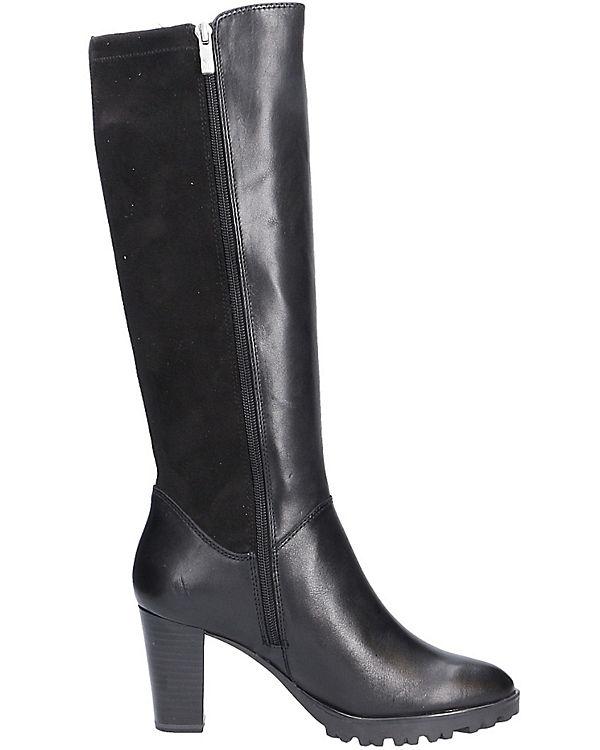 Klassische Stiefel schwarz