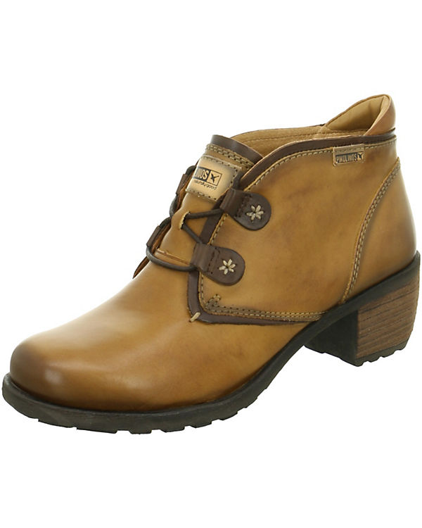 Ankle Boots braun
