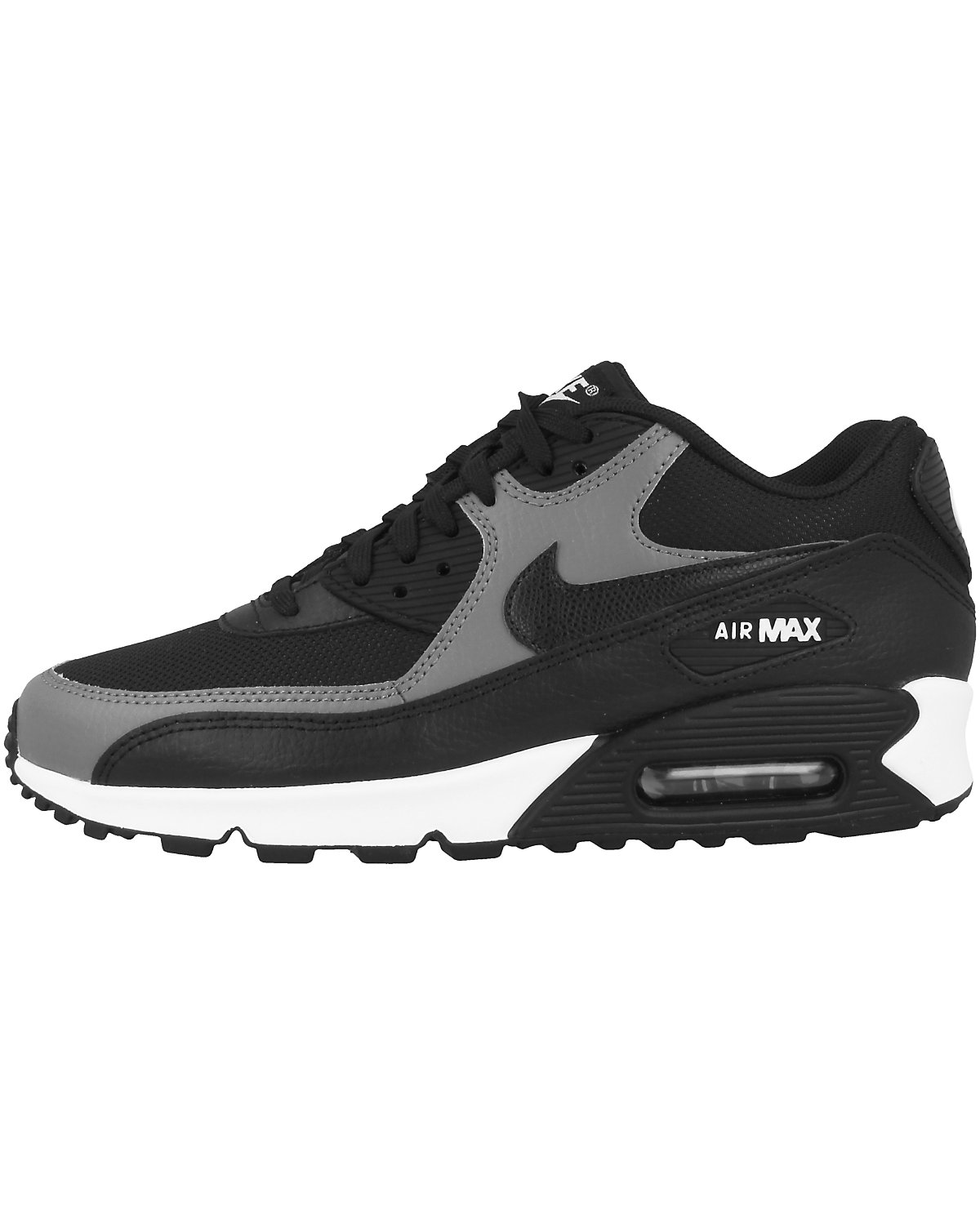 Nike Sportswear, Sneakers Max Low Air Max Sneakers 90, schwarz 75fefa