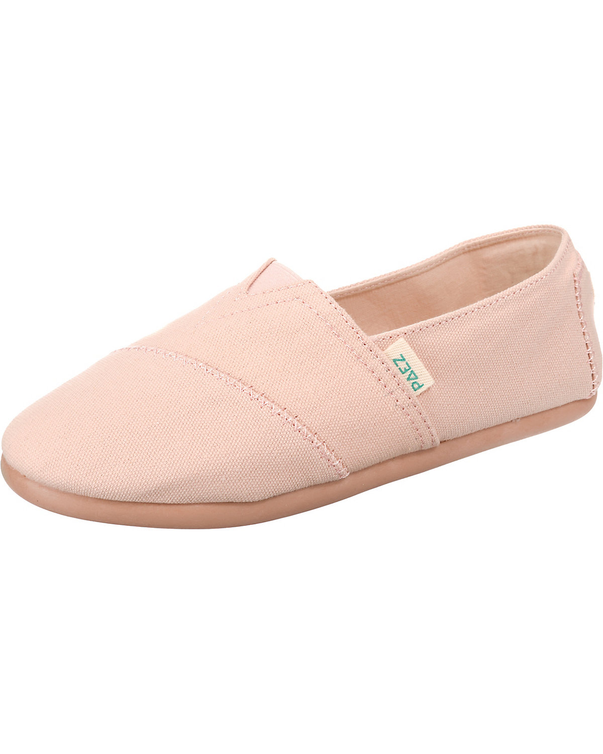 paez, Original Classic Color Block Sportliche Slipper, rosa