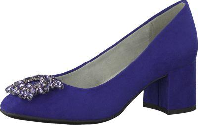 Evita Shoes, JESSICA Klassische Pumps, dunkelblau Schuhe
