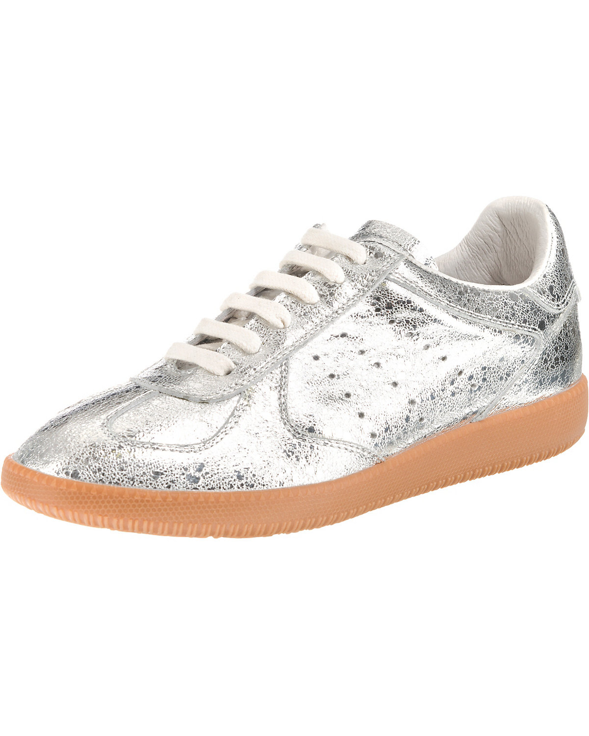 shoe the bear, Sneakers Low, silber