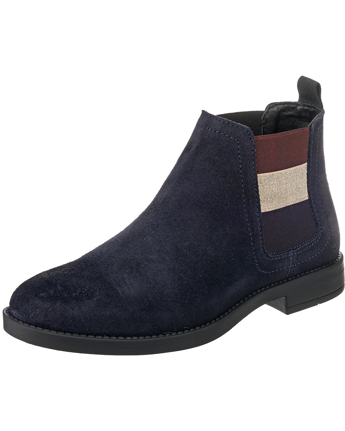 TOMMY JEANS, Chelsea Boots, blau