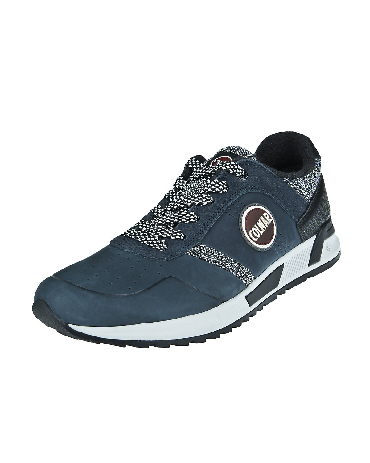 COLMAR, Sneaker TRAVIS EVOLUTION TWEEDSneakers Low, blau