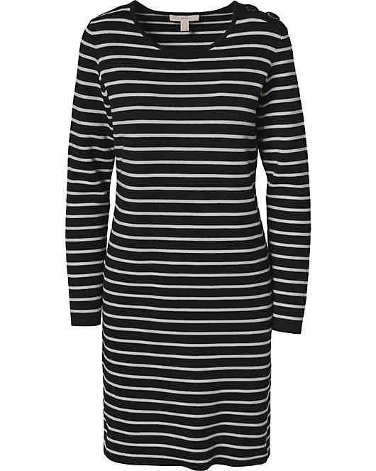 modischer Stil detaillierter Blick Wählen Sie für neueste ESPRIT, Kleid, schwarz