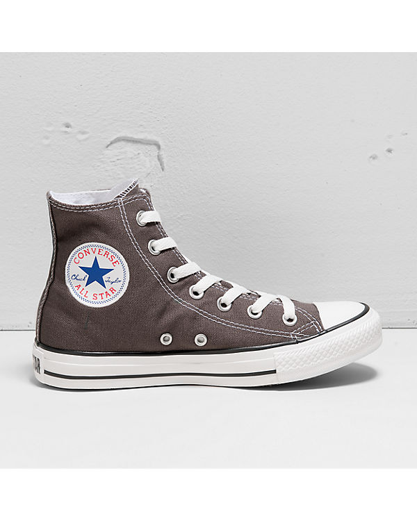 High CONVERSE Chuck All Sneakers Seasonal dunkelgrau Star Taylor qvqgf