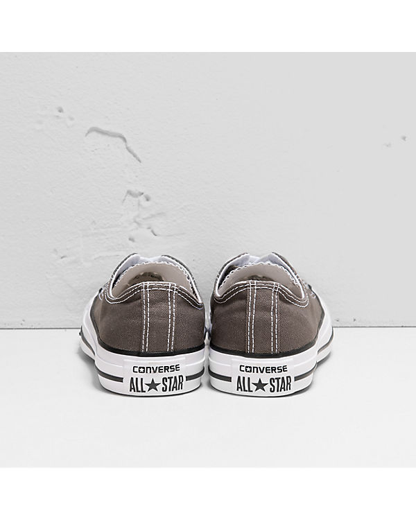 Sneakers dunkelgrau Taylor Ox CONVERSE Star Low Seasonal Chuck All z4CnqUPxw