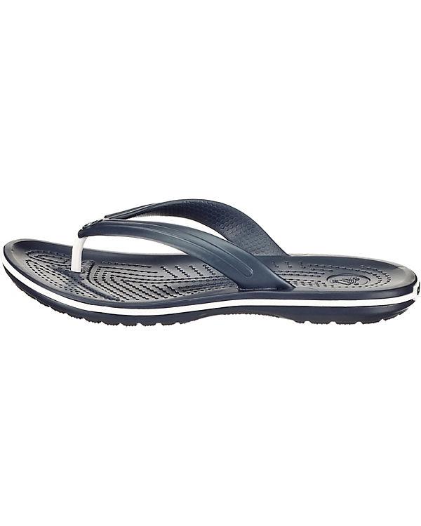 crocs, Crocband Flip Navy Zehentrenner, Zehentrenner, Navy blau 79e1a9