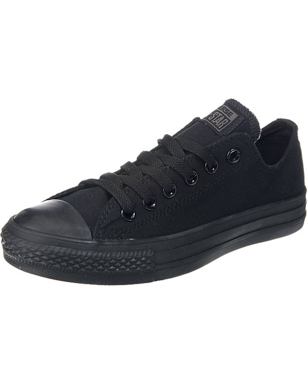 CONVERSE Chuck Taylor All Star Ox Sneakers Low schwarz