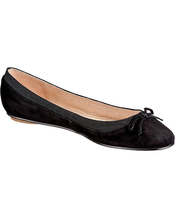 BUFFALO Klassische BUFFALO Ballerinas schwarz Klassische x8awSx