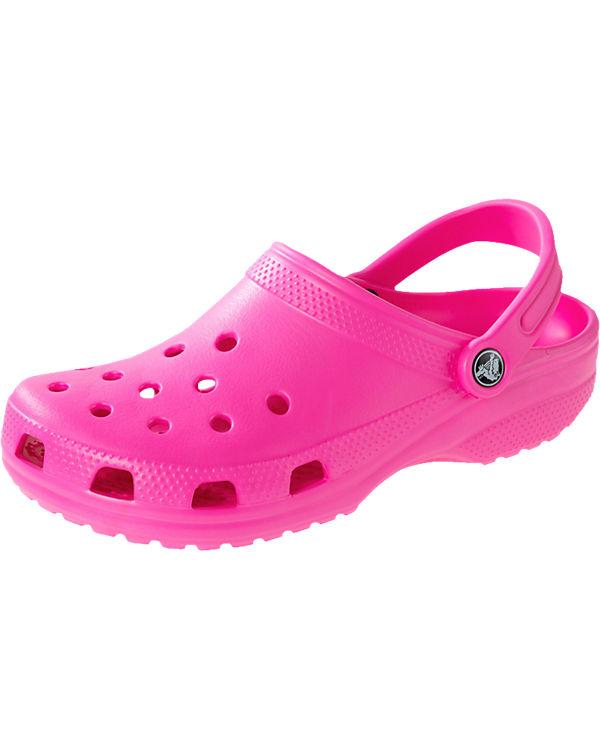 crocs CROCS Classic Clogs pink