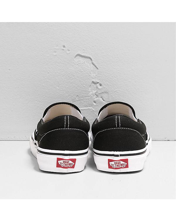 On schwarz Classic VANS Slip VANS Sneakers UtvOq0x