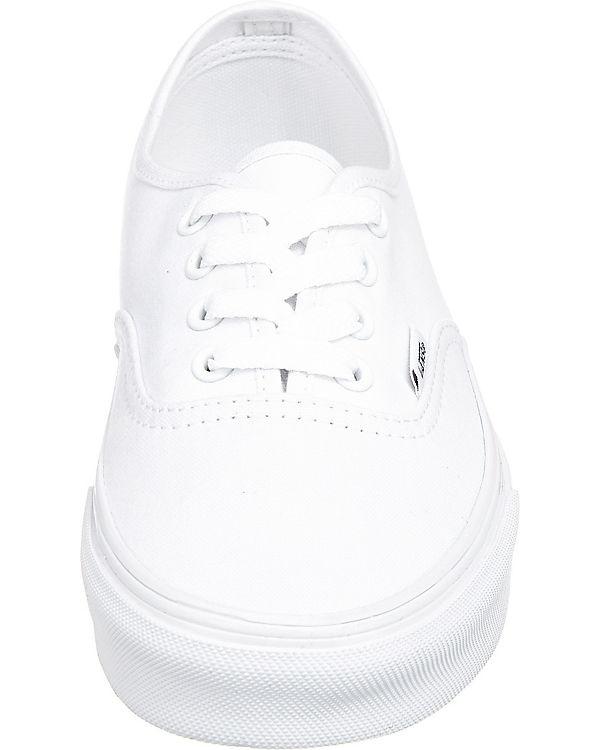 VANS VANS Authentic Sneakers weiß