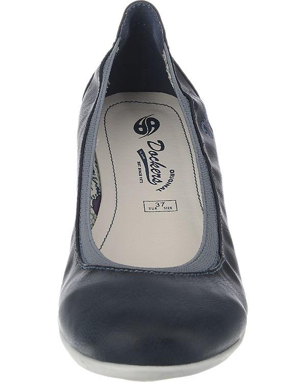 Dockers by Gerli Dockers by Gerli Funke Ballerinas dunkelblau