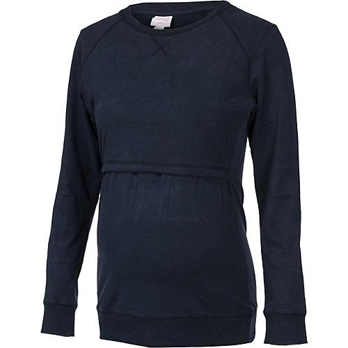 BOOB Still-Sweatshirt B-Warmer dunkelblau Damen...