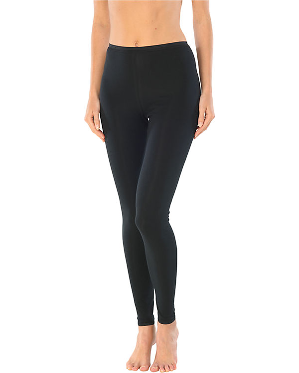 SCHIESSER Leggings Personal Fit schwarz