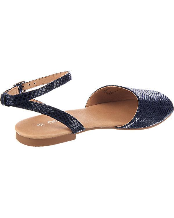 Next next Sandaletten dunkelblau