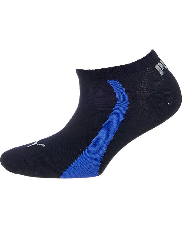 PUMA PUMA 3 Paar Sneakersocken Socken blau-kombi