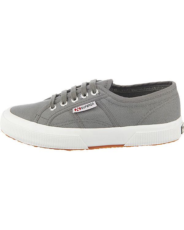 grau Sneakers Classic 2750 Superga® Low Cotu wqFXEtExZ