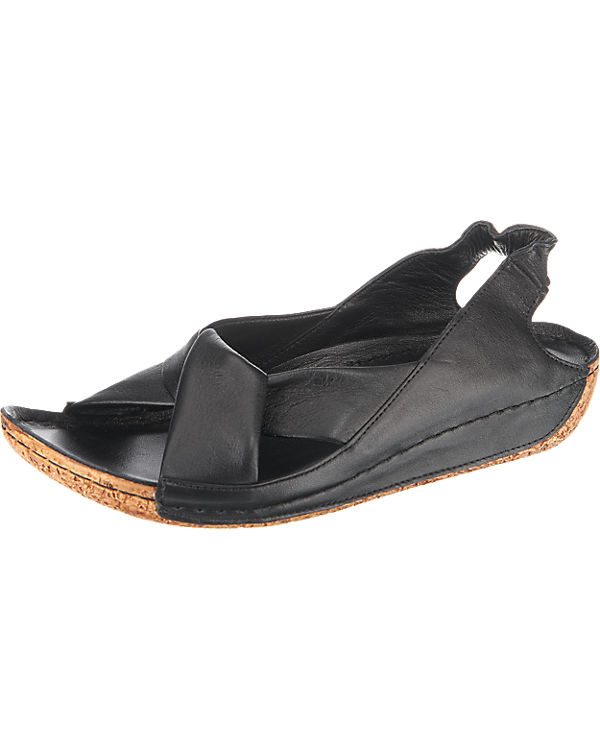 GEMINI GEMINI Kitty Sandaletten schwarz