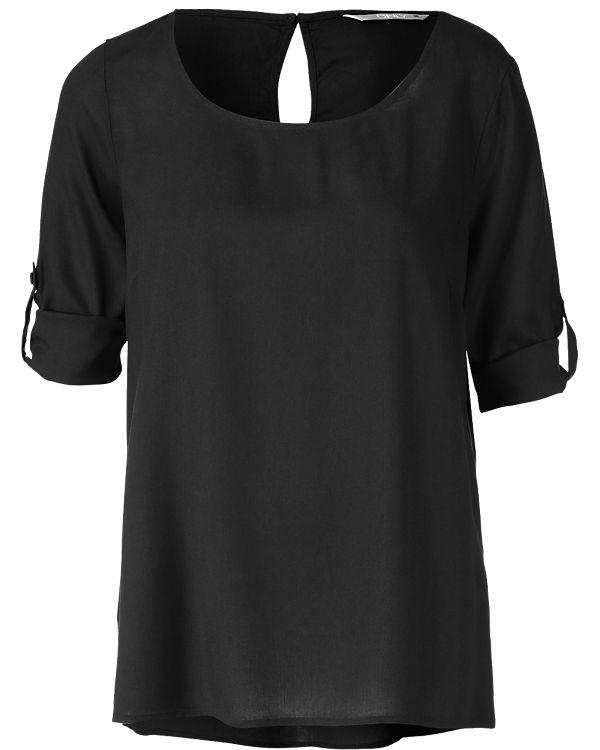 ONLY Blusenshirt schwarz