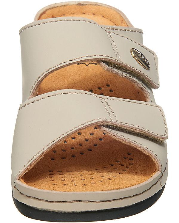 Franken-Schuhe Franken-Schuhe Pantoletten beige