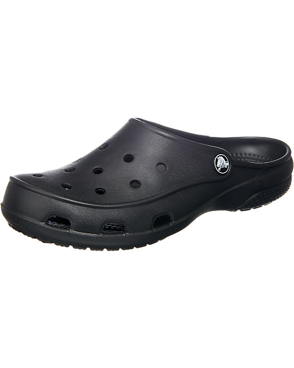 crocs, Crocs Freesail schwarz Clog W Blk Clogs, schwarz Freesail 604ffa