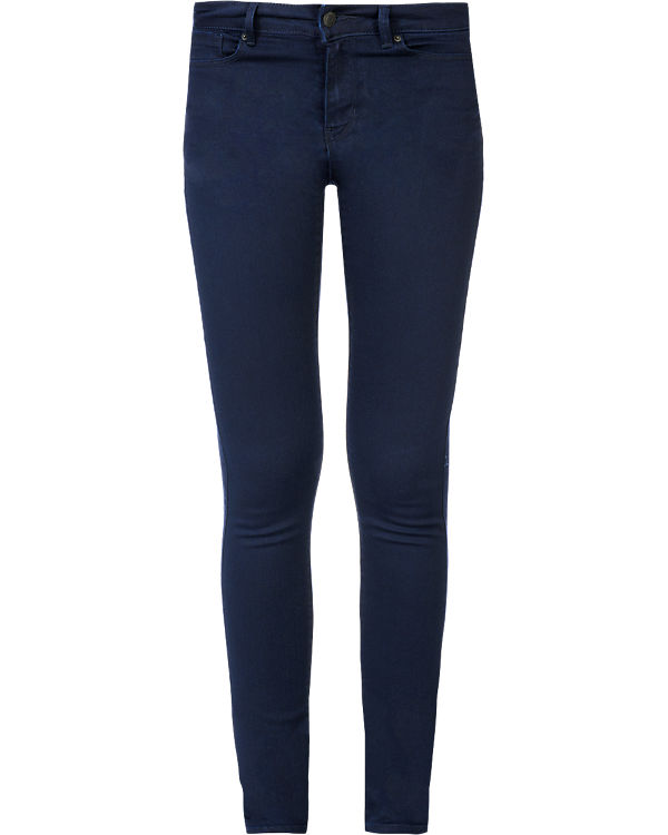 VERO MODA Jeans Slim dark blue denim