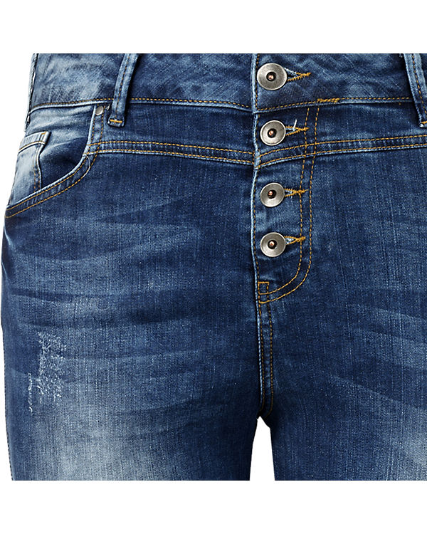 Jeans Zizzi Nille denim Slim blue 7n6qz