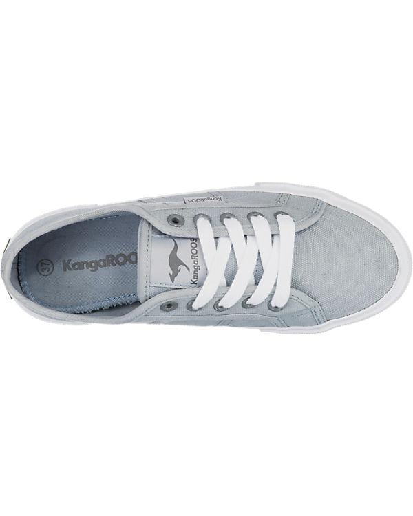 KangaROOS, KangaROOS KangaROOS KangaROOS Voyage Sneakers, blau 8bfde6