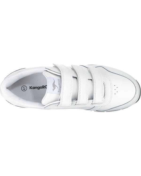 KangaROOS K-BlueRun 700 V B Sneakers Low weiß