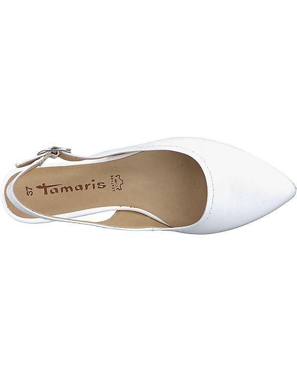Tamaris Tamaris Trina Pumps weiß