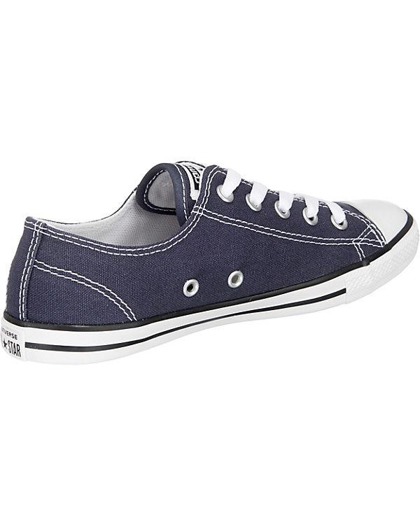 Dainty dunkelblau Sneakers Taylor Chuck CONVERSE All Ox Star vqBS1Iw8xn