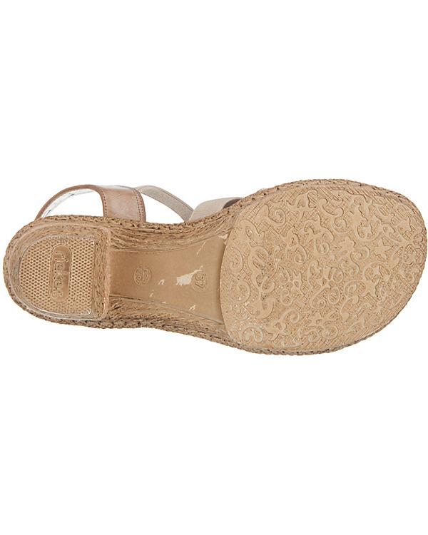 rieker rieker Sandaletten beige