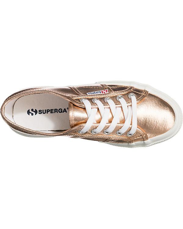 Superga® 2750-COTMETU Sneakers Low rosa