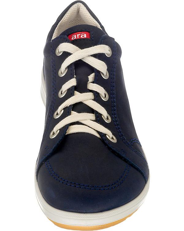 ara Tokio blau Tokio Sneakers Sneakers ara Low wEFZBqv7x