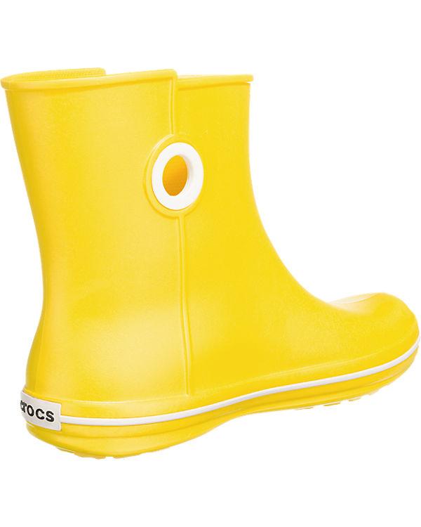 Jaunt Stiefel Shorty gelb CROCS crocs x6vBq50WwY