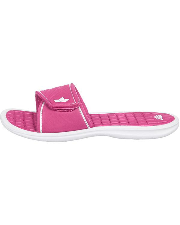 LICO Malediven Pantoletten Malediven LICO pink xrfzq0x