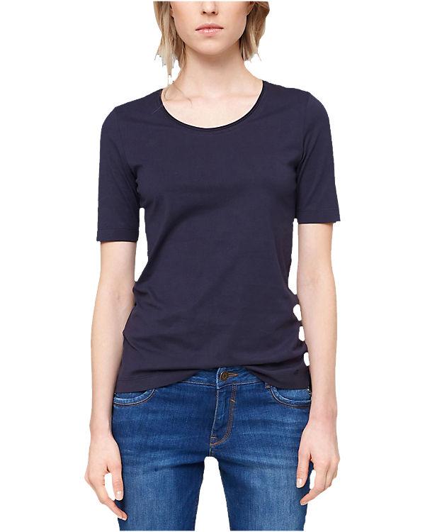 dunkelblau s s Oliver T Shirt Oliver pU8qXSqT