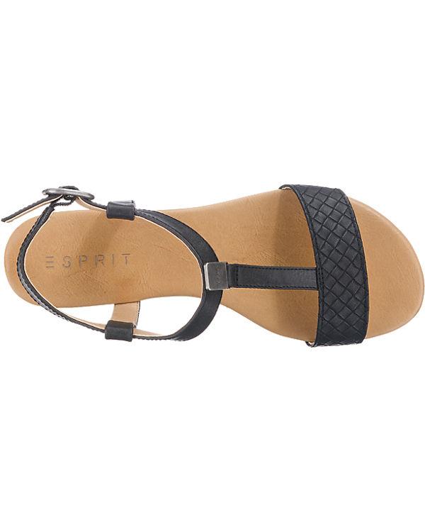 ESPRIT ESPRIT Pepe Sandaletten schwarz