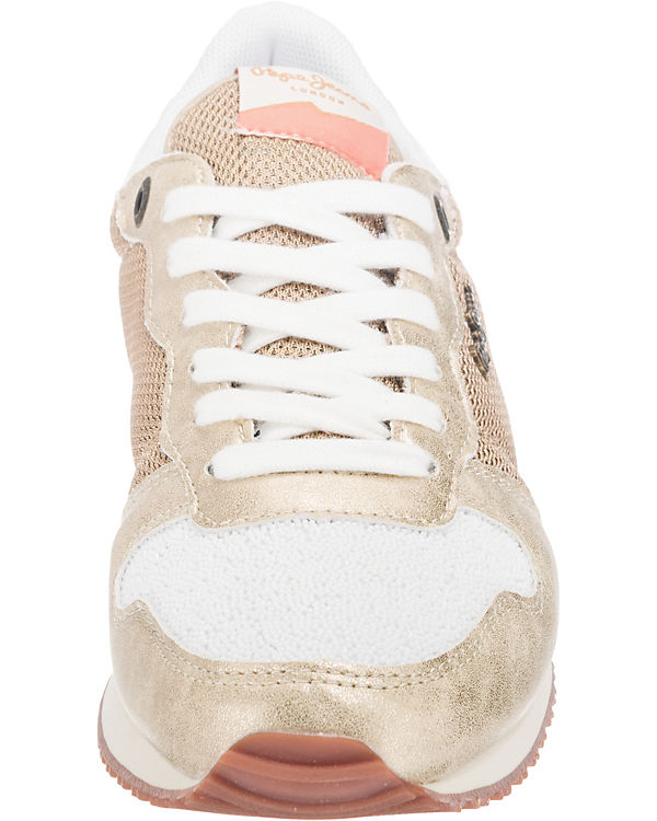 kombi Pepe Low gold GABLE Jeans GOLD Sneakers xaBZ1qO