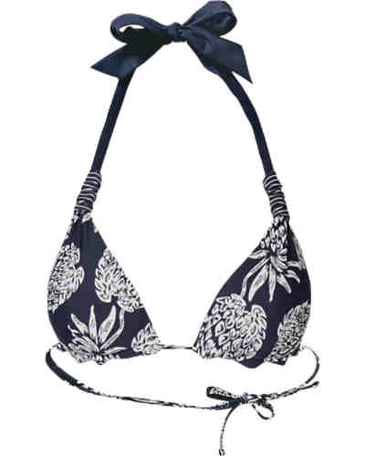 Push-Up Triangle Bikini Oberteil Tampa Beach
