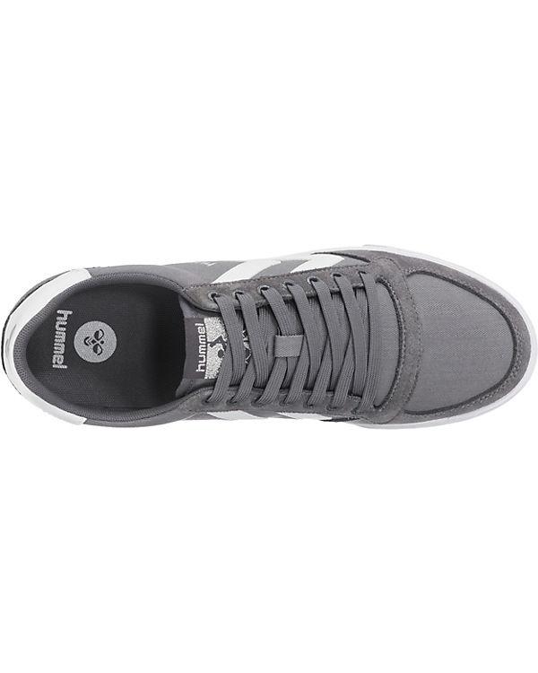 hummel hummel Slimmer Stadil Low Sneakers Low grau-kombi