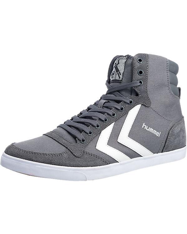 hummel, grau Slimmer Stadil High Sneakers, grau hummel, 2dd54d