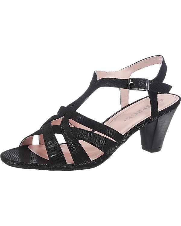 SPROX SPROX Sandaletten schwarz