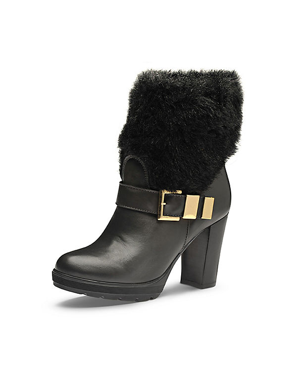 Evita Evita dunkelgrau Stiefeletten Shoes Shoes YOOwqxSCr