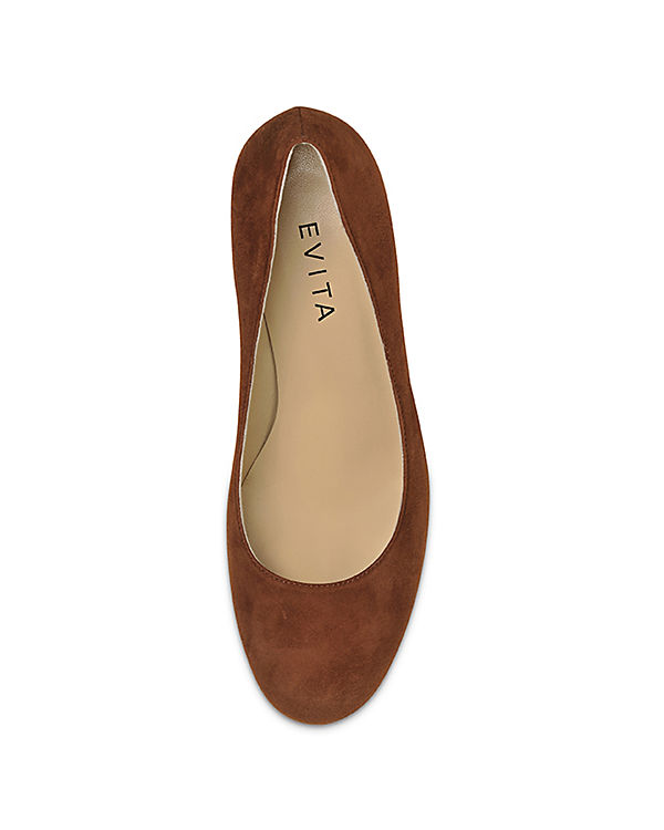Shoes Evita Shoes Evita braun Pumps Y67qxwvwBd