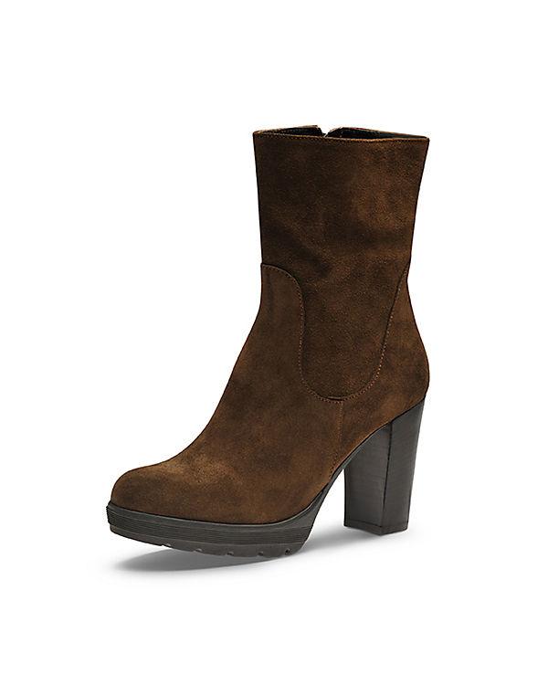 Evita Shoes Evita Shoes Stiefeletten dunkelbraun