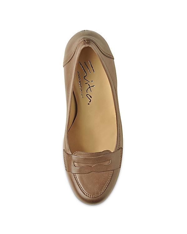 Pumps Evita Evita Shoes braun Shoes w0wFqpf
